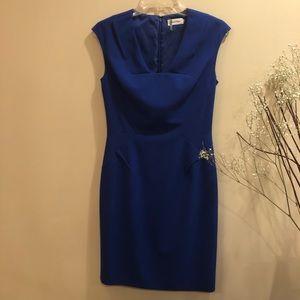 Calvin Klein woman's career style dress size 2